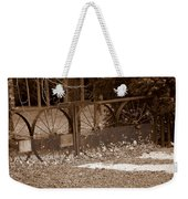 Gate To The Past Weekender Tote Bag