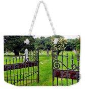 Gates Of Heaven Weekender Tote Bag