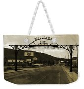 Gateway To The Grand Canyon Weekender Tote Bag