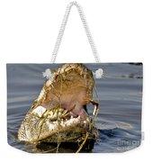 Gator Grabs Lunch Weekender Tote Bag