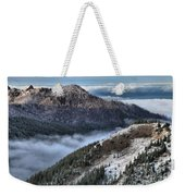Gazing Over The Pacific Weekender Tote Bag