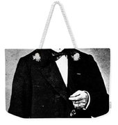 G.b.a. Duchenne, French Neurologist Weekender Tote Bag