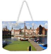 Gdansk Weekender Tote Bag