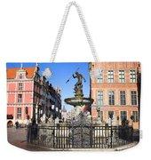 Gdansk Old City In Poland Weekender Tote Bag