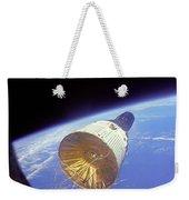 Gemini 6 Views Gemini 7 Weekender Tote Bag