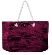 Gentle Giant In Hot Pink Weekender Tote Bag