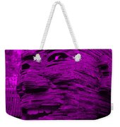 Gentle Giant In Purple Weekender Tote Bag