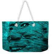 Gentle Giant In Turquois Weekender Tote Bag
