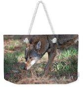 Gentle Wolf Weekender Tote Bag