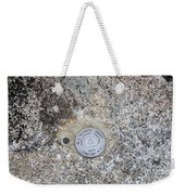 Geological Marker Weekender Tote Bag
