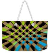Geometrical Colors And Shapes 1 Weekender Tote Bag