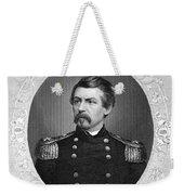 George Brinton Mcclellan Weekender Tote Bag