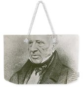 George Cayley, English Aviation Engineer Weekender Tote Bag by Science Source