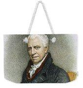 George Crabbe (1754-1832) Weekender Tote Bag