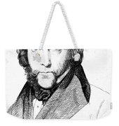 George Cruikshank (1792-1878) Weekender Tote Bag by Granger