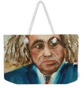 George Faludy  Weekender Tote Bag