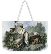George Gordon Byron Weekender Tote Bag