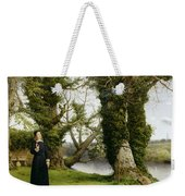 George Herbert At Bemerton Weekender Tote Bag