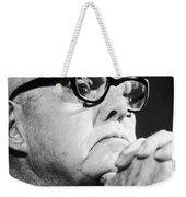 George Meany (1894-1980) Weekender Tote Bag