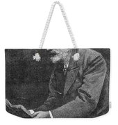 George Meredith (1828-1909) Weekender Tote Bag