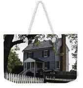 George Peers House Appomattox Virginia Weekender Tote Bag