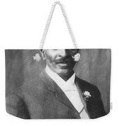 George W. Carver, African-american Weekender Tote Bag