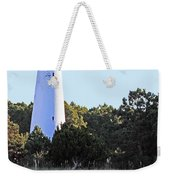 Georgetown Light Winyah Bay Sc Weekender Tote Bag