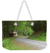 Georgia Mountain Road Weekender Tote Bag