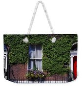Georgian Doors, Fitzwilliam Square Weekender Tote Bag