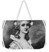 Georgiana Shipley (1752-1806) Weekender Tote Bag
