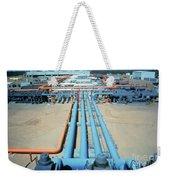 Geothermal Power Plant Weekender Tote Bag
