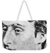 Gerard Manley Hopkins Weekender Tote Bag