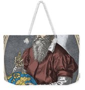 Gerardus Mercator, Flemish Cartographer Weekender Tote Bag