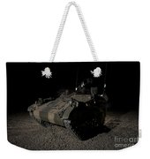 German Army Crew In A Wiesel 1 Atm Tow Weekender Tote Bag