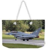 German Eurofighter Trainer Taking Weekender Tote Bag