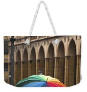 German Umbrella Weekender Tote Bag