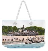 Germany: Casino, C1895 Weekender Tote Bag