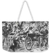 Germany: Seven Weeks War Weekender Tote Bag