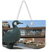 Gertie The Duck Weekender Tote Bag
