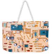 Get Connected Weekender Tote Bag