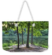 Getting To The Point Weekender Tote Bag