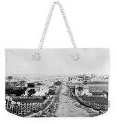 Gettysburg Battlefield - Vintage C 1870 Weekender Tote Bag