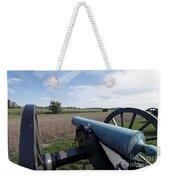Gettysburg Vintage Cannon Weekender Tote Bag