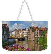Ghent  Belgium Weekender Tote Bag