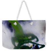 Ghost Flower Weekender Tote Bag