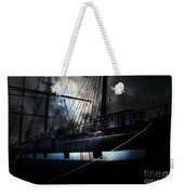 Ghost Ship Of The San Francisco Bay . 7d14153 Weekender Tote Bag