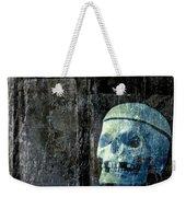 Ghost Skull Weekender Tote Bag