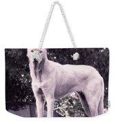 Ghost The Wolf Weekender Tote Bag