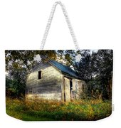 Ghosting Weeds Weekender Tote Bag