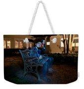 Ghostly Cousins Weekender Tote Bag